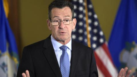 Malloy pensions