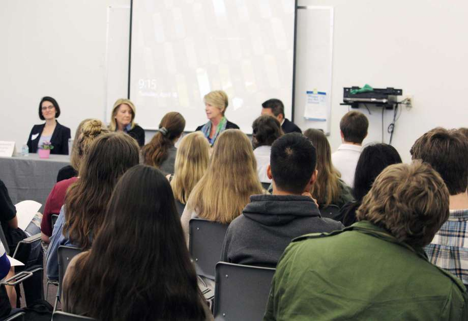 Fairfield students and legislators