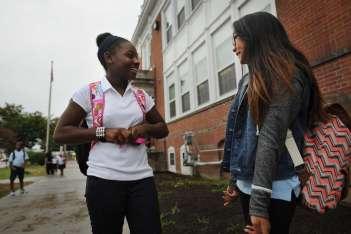 Stratford students