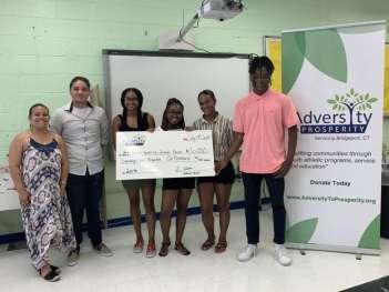 Prosperity scholarship winners