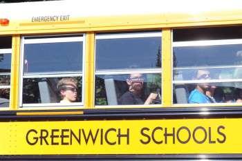 Greenwich bus
