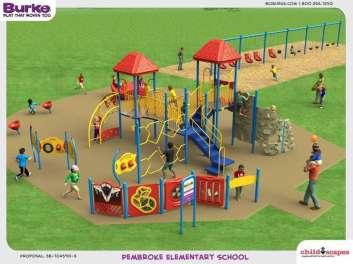 Pembroke playground