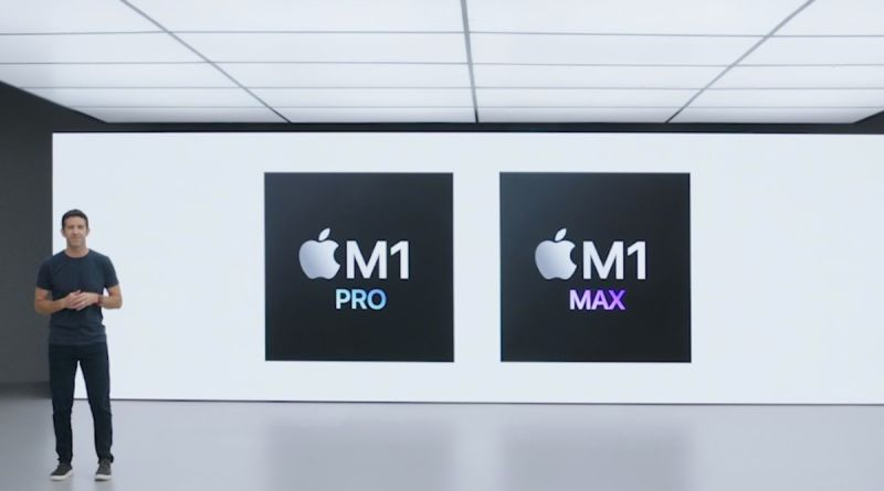 Apple's new M1 Max MacBook now has a virtual turbo button for High Power Mode