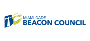 Miami Dade Beacon Council logo