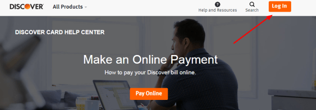 Pay Your Discover Card Bill Online