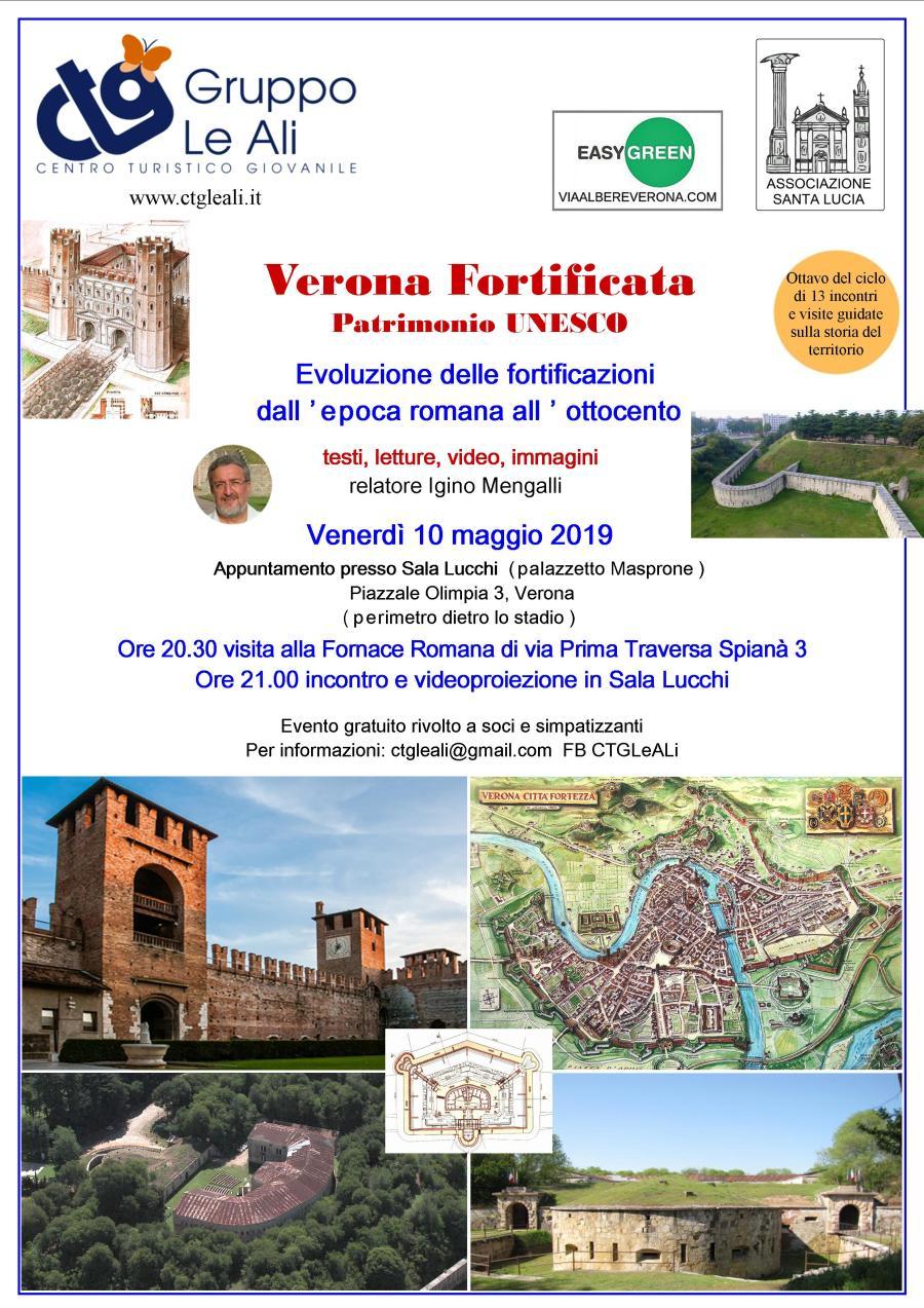 Verona città fortezza patrimonio UNESCO