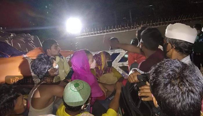 করোনার ভয় দেখিয়ে অভিনব কৌশলে চট্টগ্রাম থেকে লোক পাচার 1