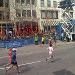 Boston Marathon 2011 - Finish