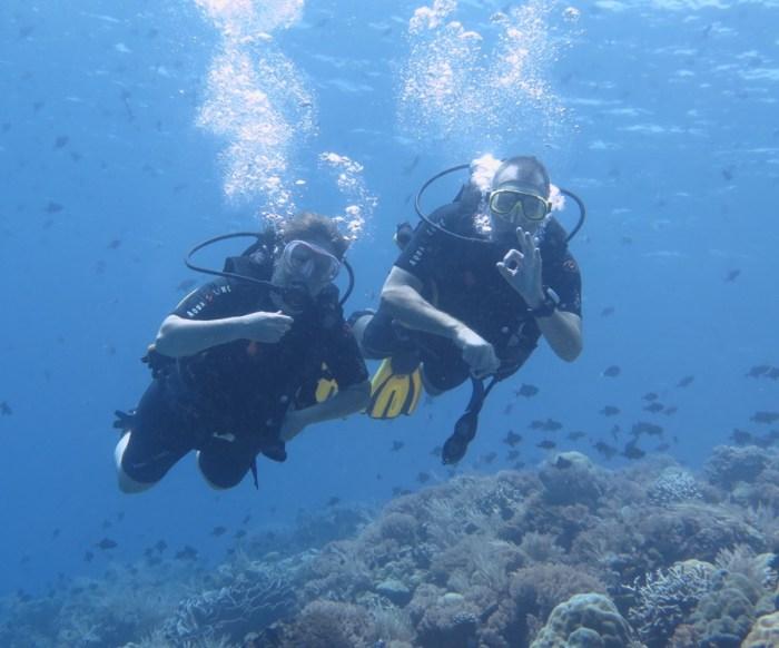 duiken Bunaken