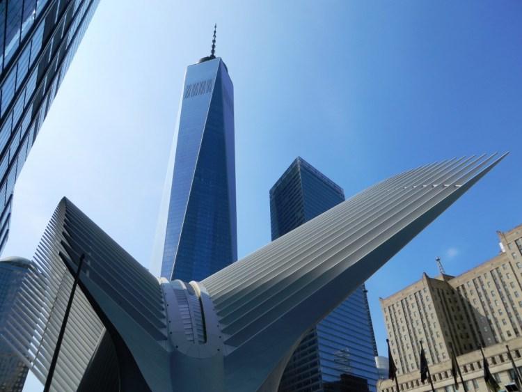WTC transportation hub