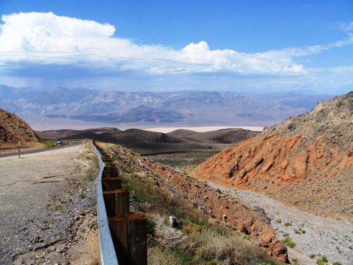 route door death valley