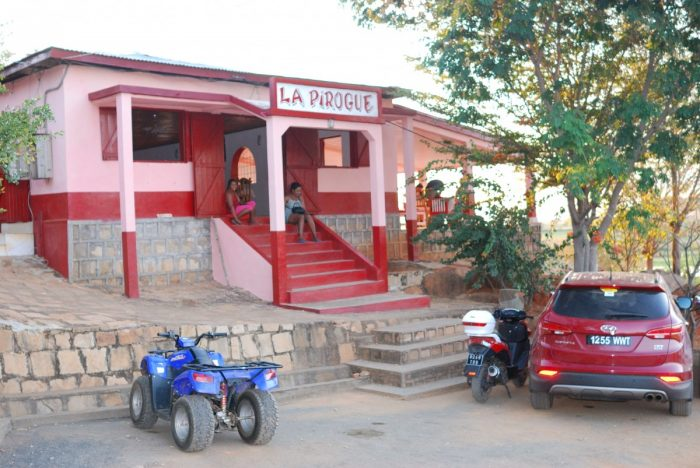 hotel Piroque Madagaskar