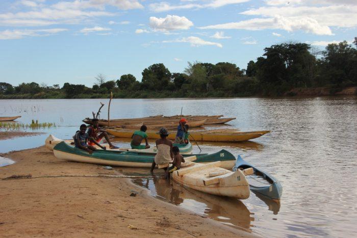 kano's opTsiribihina rivier