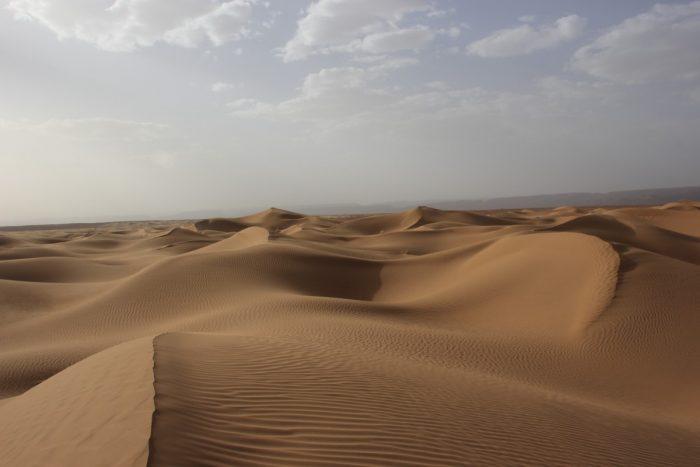 Marokko: Sahara bij Mhamid