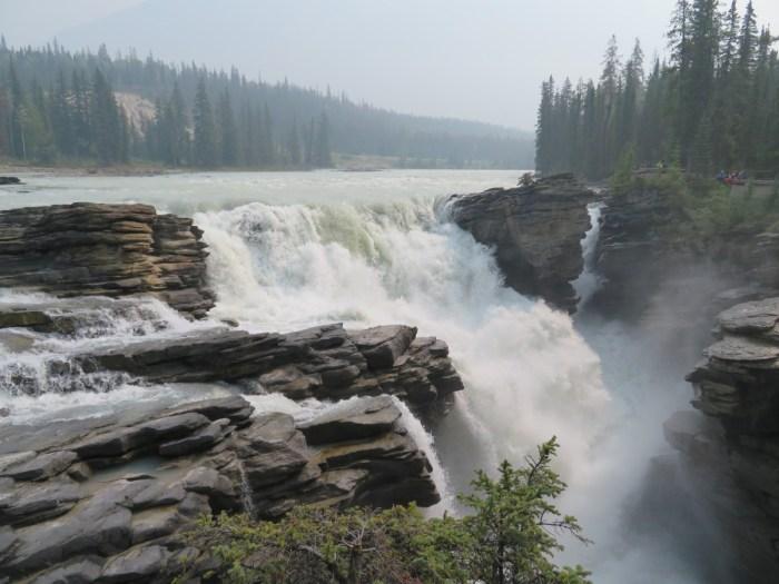 Watervallen Jasper NP