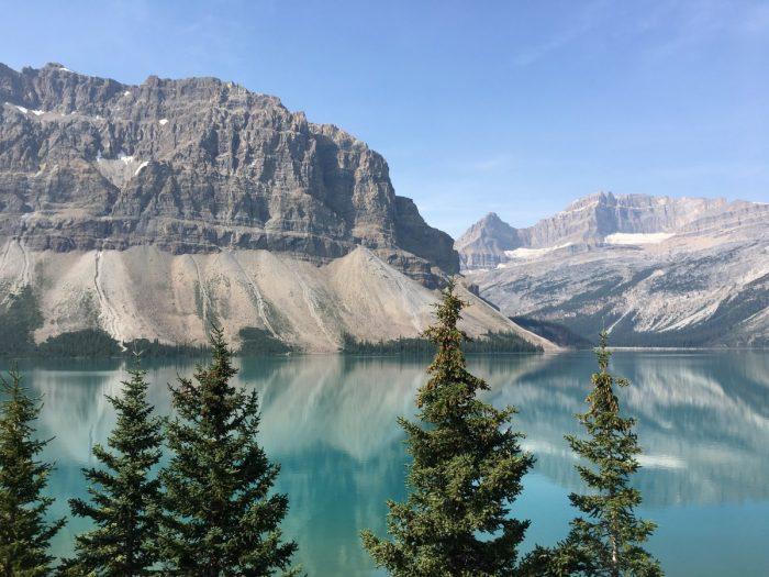 Bow Lake, Jasper NP