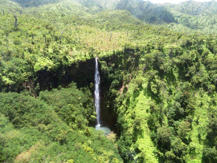 Manawaipuna falls