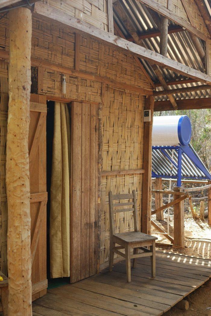 lodge in Kirindy