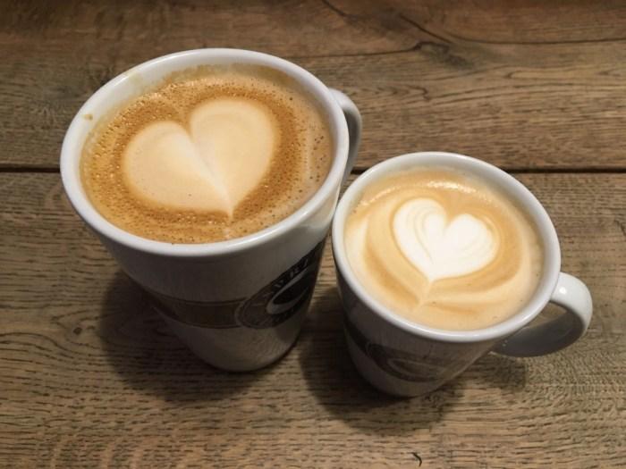 love in cappuccino
