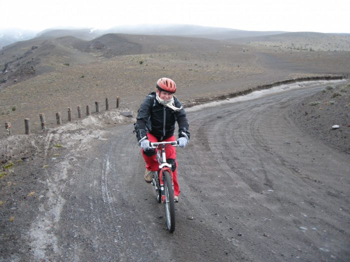 fietsen Cotopaxi
