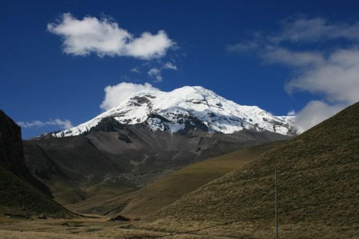 wat je moet zien in ecuador: chimborazo