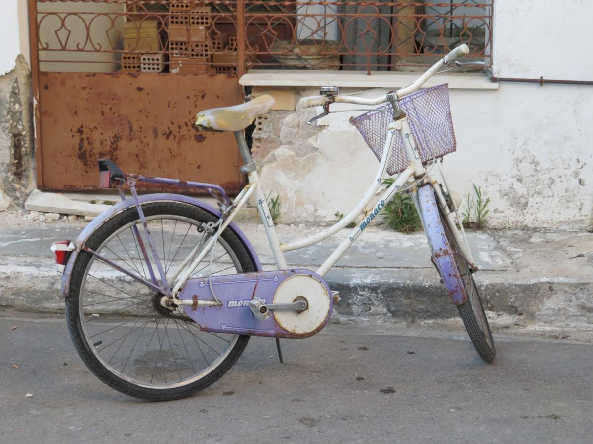 fietsen op Zakynthos