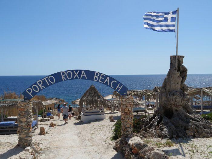 Porto Roxa Beach