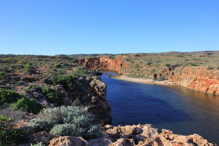 Yardie Creek Gorge