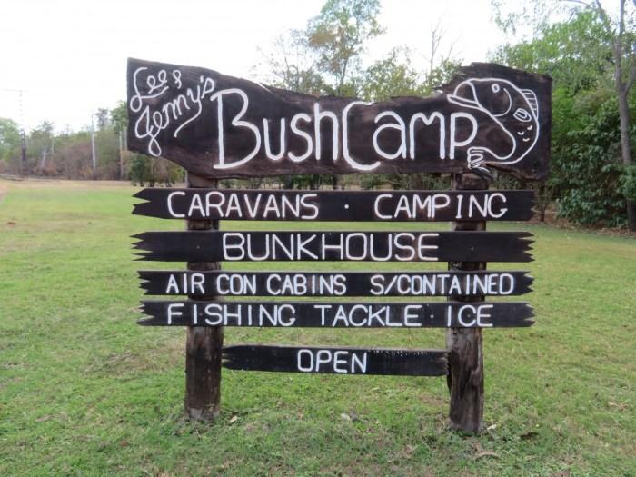 Lee & Jeny's Bushcamp