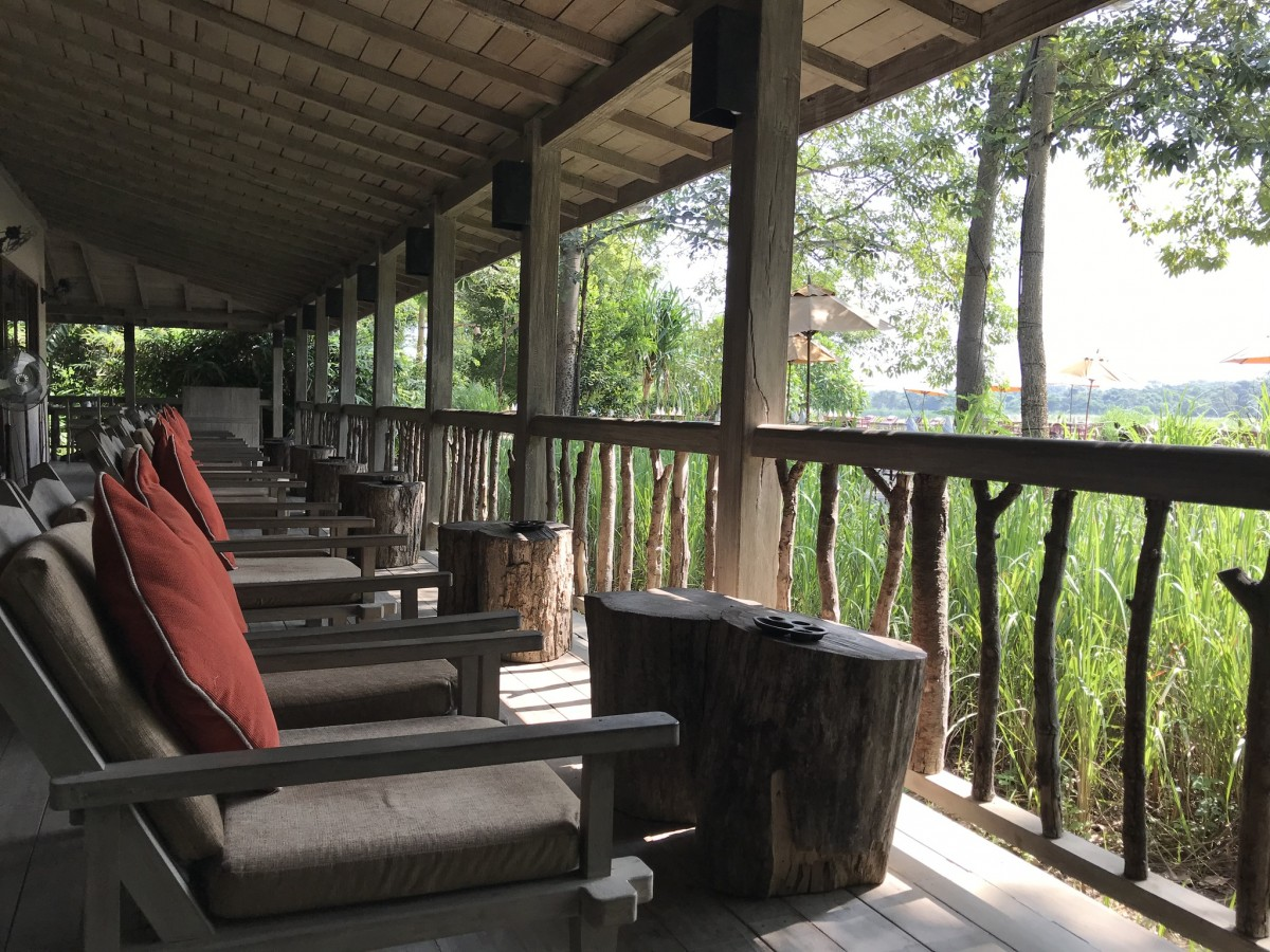 Barahi Jungle Lodge, Chitwan, Nepal