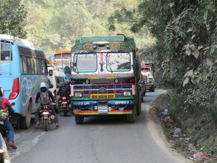 file naar Kathmandu