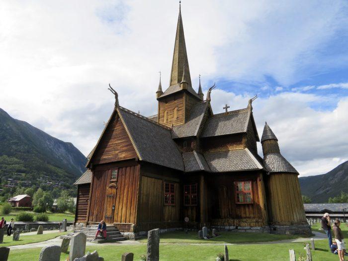 staafkerk Lom