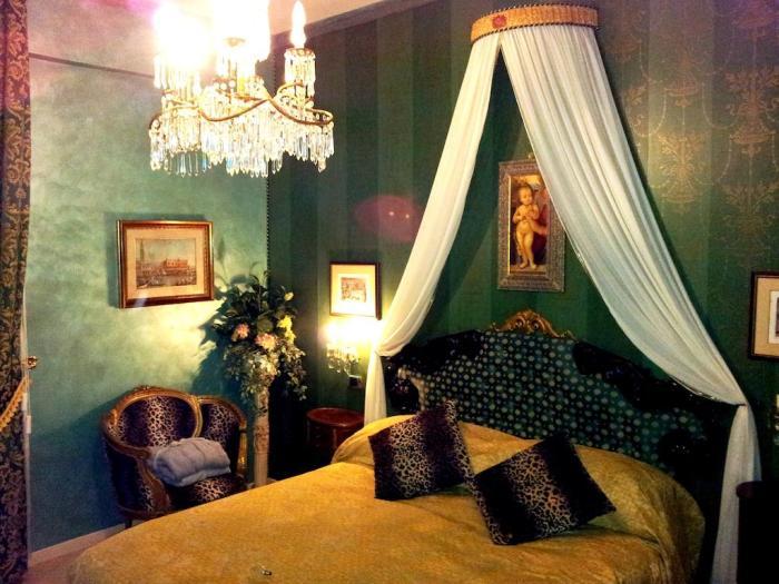 slaapkamer villa sogno