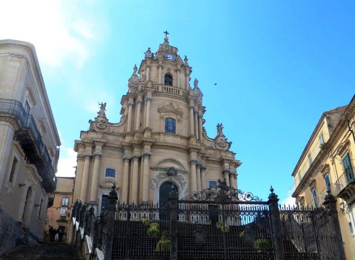 Dom van San Giorgio in Ragusa