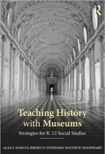 Book cover - teaching history with museums