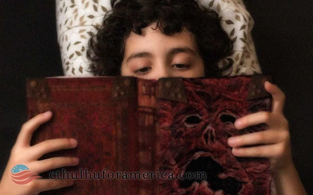 Cthulhu Urges Parents to Allow Children to Read