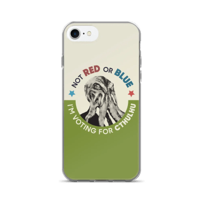 The Partisan Chants iPhone case