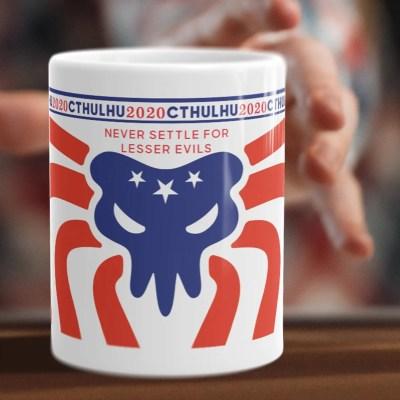 Cthulhu 2020 Patriot Mug
