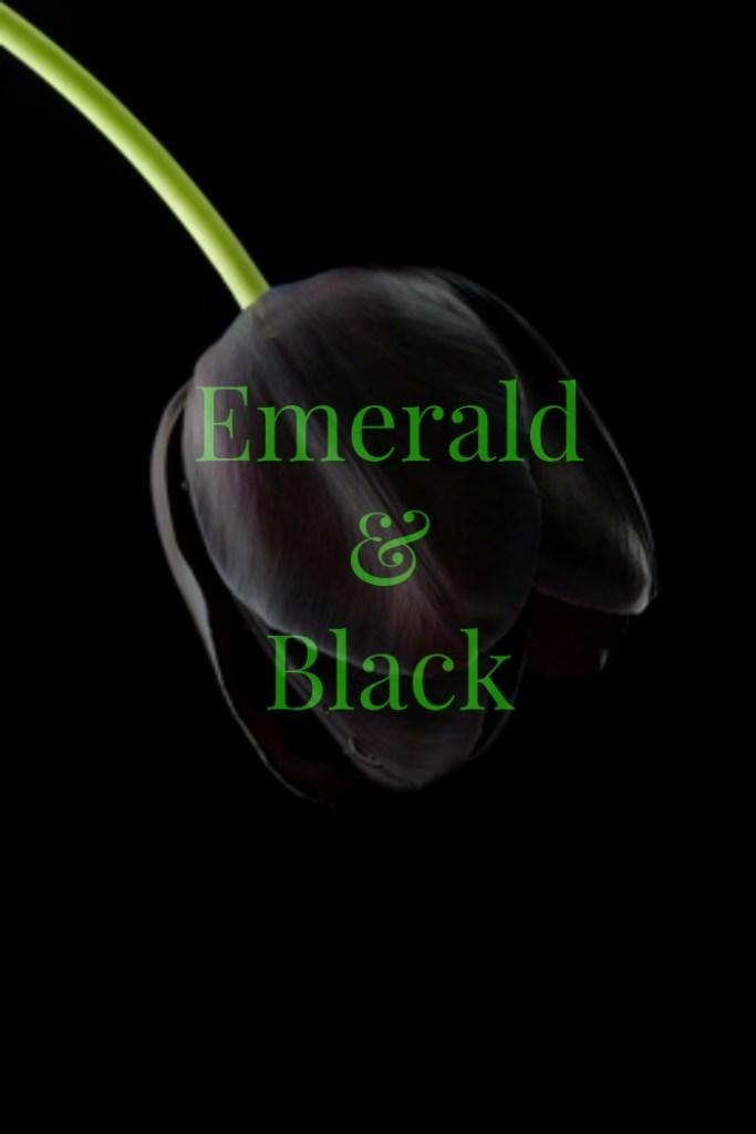 Emerald & Black