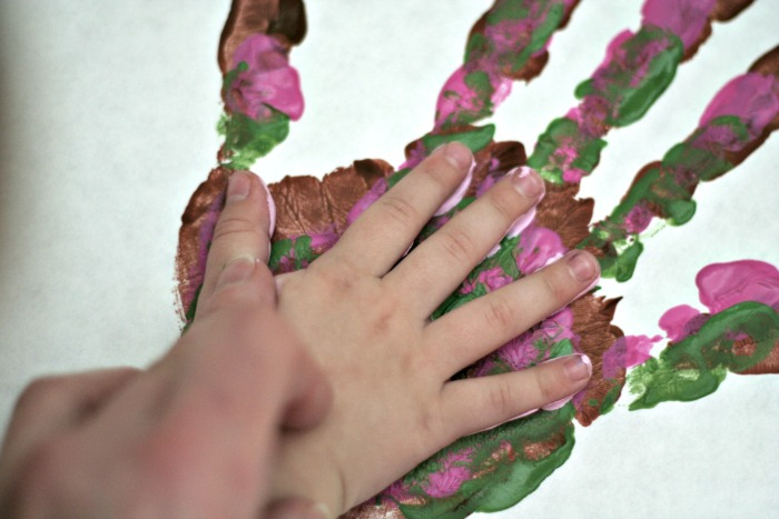 Handprint Art 8