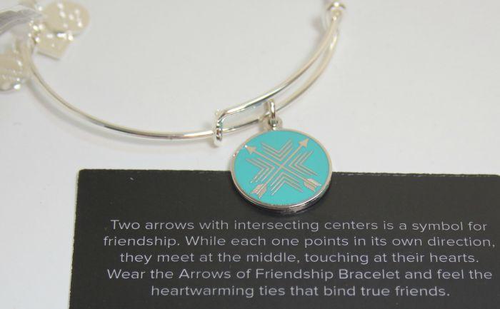 <alex and Ani friendship bracelet>