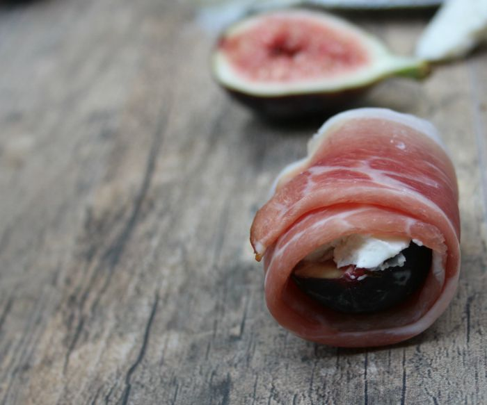 rolled fig