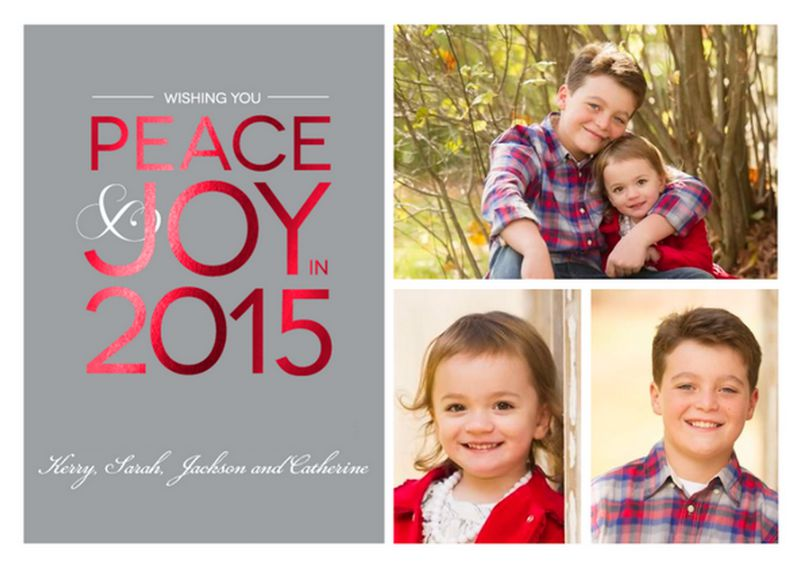 Holiday Card 2014 Feature Image