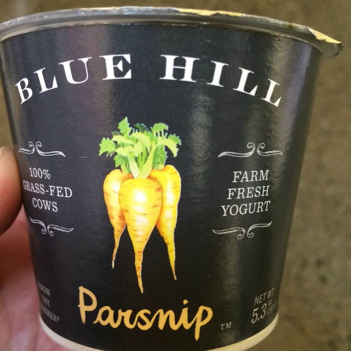 Parsnip Yogurt
