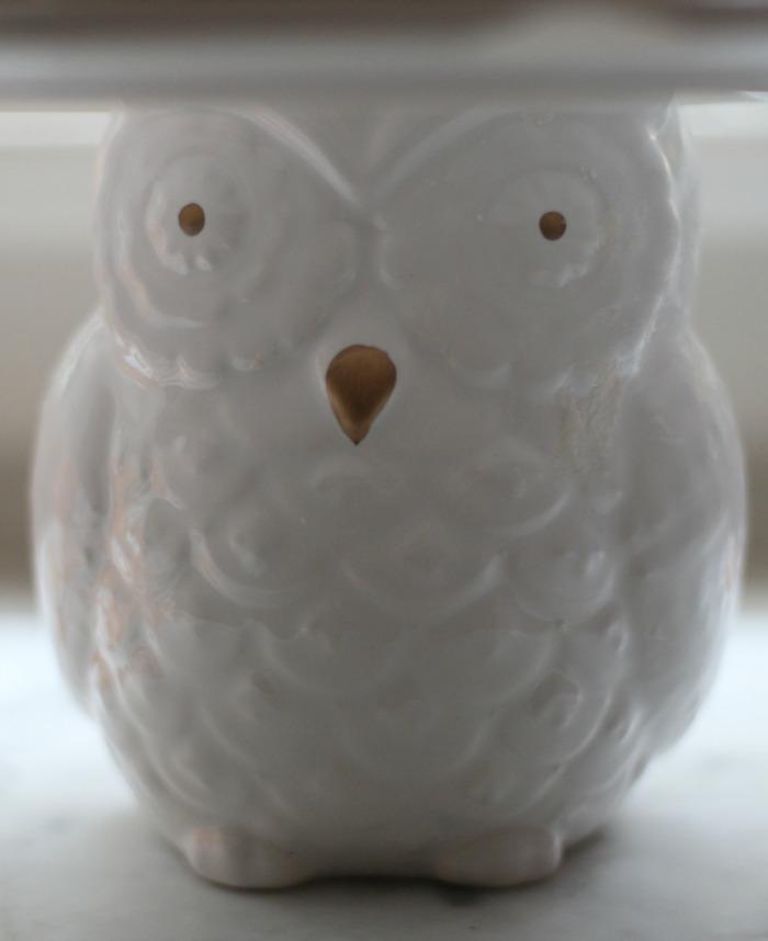 Owl Cake Stand