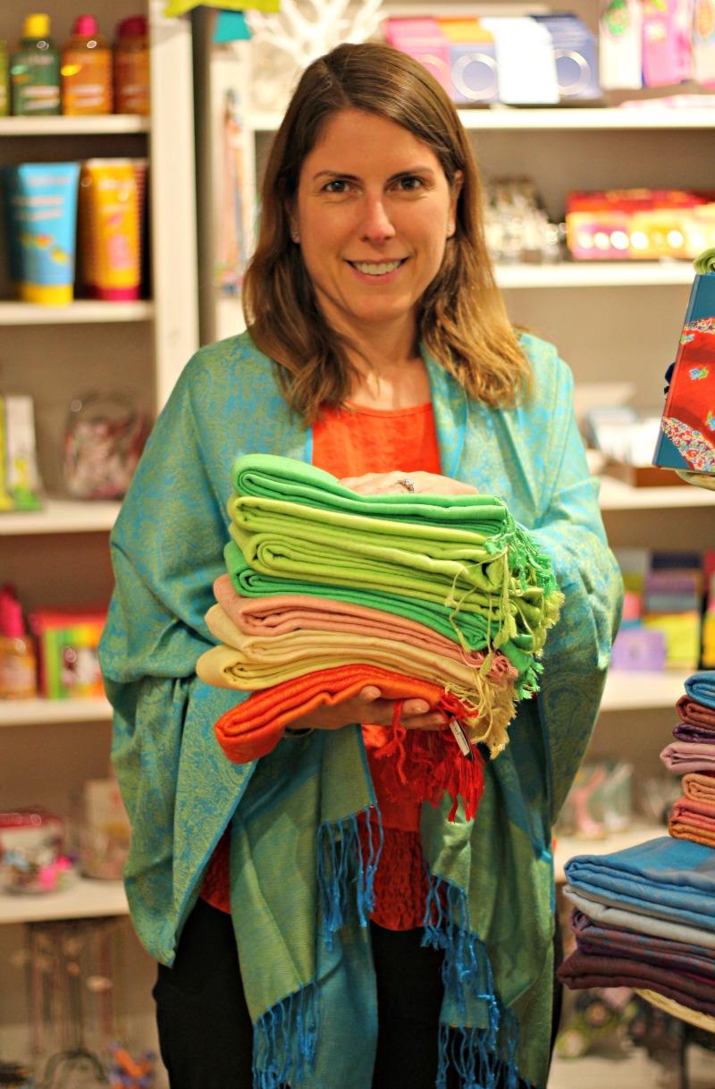 Sonia Malloy, Splurge Gift Shop