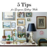 5 Tips for Gorgeous Gallery Walls