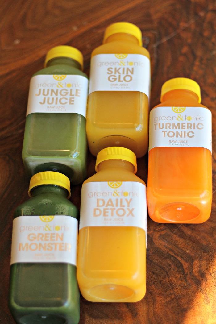 G&T Juices