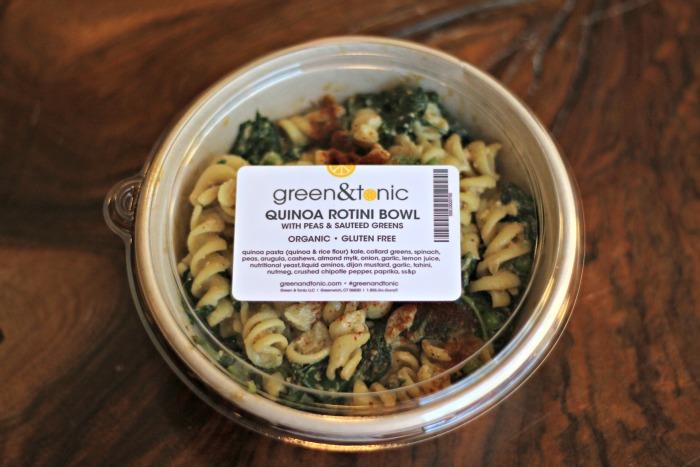 Quinoa Rotini Bowl