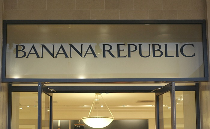 Banana Republic Westfield Mall Trumbull